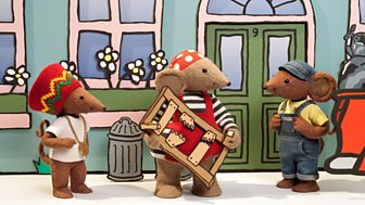 Rastamouse - Series 1 - Rubbish Playground