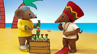 Rastamouse - Series 1 - Message In A Bottle