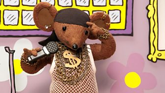 Rastamouse - Series 1: 37. Rapper's Block