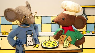 Rastamouse - Series 1 - Perfect Pizza
