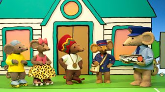 Rastamouse - Series 1: 40. Stumped
