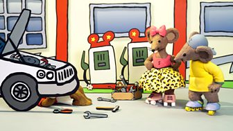 Rastamouse - Series 1: 45. No Fix Fats