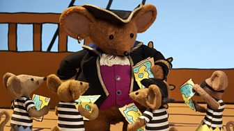 Rastamouse - Series 1 - Black Whiskers