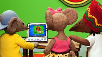 Rastamouse - Series 1 - Mouse Space Mystery