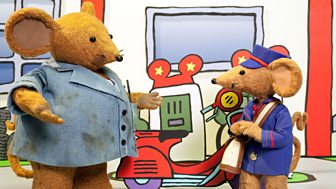 Rastamouse - Series 1: 43. Zoomer Slows Down