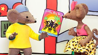 Rastamouse - Series 1 - Sandy Bay Boyz