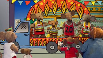 Rastamouse - Series 1 - Natty Hill Carnival