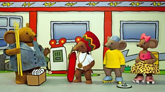 Rastamouse - Series 1 - Da Great Spindiski