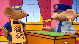 Rastamouse - Series 1: 23. Master Of Disguise