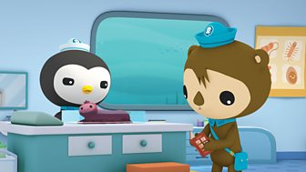 Octonauts - Series 1 - The Snot Sea Cucumber