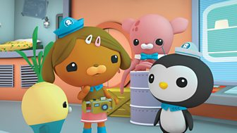 Octonauts - Series 1 - The Snapping Shrimp