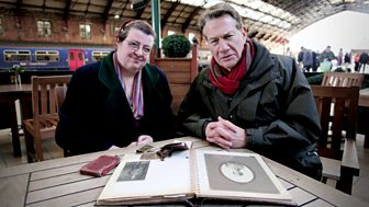 Railways Of The Great War With Michael Portillo - A Railway War Begins