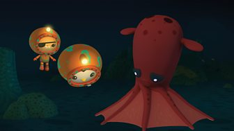 Octonauts - Series 1 - The Vampire Squid