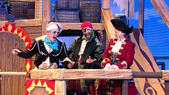 Swashbuckle - Series 2 - Pirates Rock