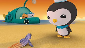 Octonauts - Series 1 - The Comb Tooth Blenny