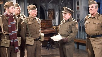 Dad's Army - Series 8: 6. The Face On The Poster