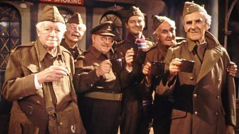 Dad's Army - Series 9: 2. The Making Of Private Pike