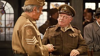 Dad's Army - Series 6: 3. The Royal Train