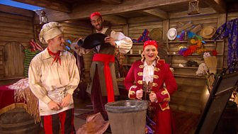 Swashbuckle - Series 2 - The Ship Shop