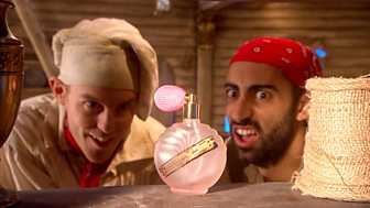 Swashbuckle - Series 2 - Pirate Perfume Pong