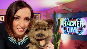 Hacker Time - Series 4 - Sally Nugent