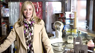 Who Do You Think You Are? - Series 11 - Tamzin Outhwaite