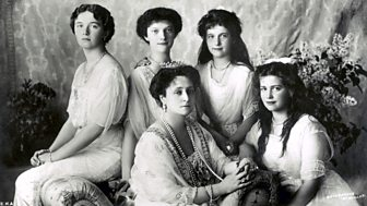 Russia's Lost Princesses - The World Turned Upside Down