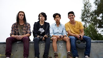 Nowhere Boys - Episode 2