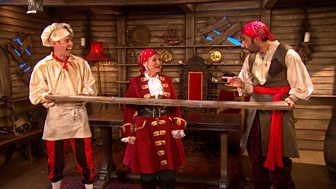 Swashbuckle - Series 2 - Plankety Plank