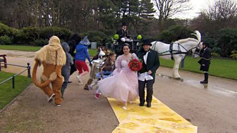 Marrying Mum And Dad - Series 3 - Wizard Of Oz