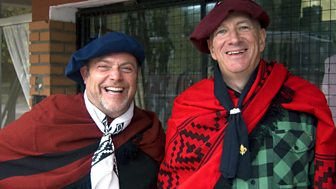 The Two Amigos: A Gaucho Adventure