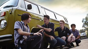 Nowhere Boys - Episode 8