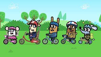 Boj - The Big, Big Bike Ride