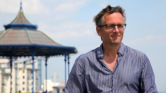 michael mosley height