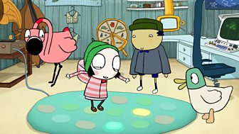 Sarah & Duck - Series 2 - Fast Slow Bungalow