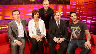 The Graham Norton Show - Series 16: Episode 5