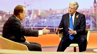The Andrew Marr Show - 26/10/2014