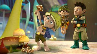 Tree Fu Tom - Series 4: 6. Ranger Tom: Fun Guy!
