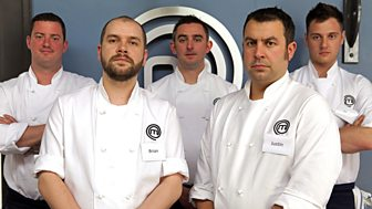 Masterchef: The Professionals - Series 7: Episode 1