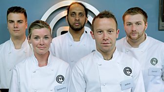 Masterchef: The Professionals - Series 7: Episode 2