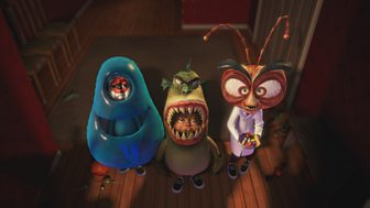Monsters Vs Aliens: Mutant Pumpkins From Outer Space - Episode 13-04-2018