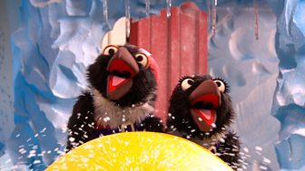 The Furchester Hotel - 13. Penguin Bobsleigh Team