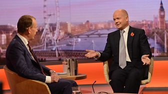The Andrew Marr Show - 02/11/2014
