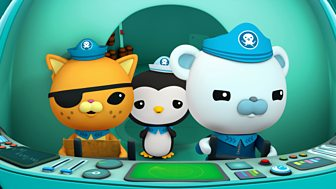 Octonauts - Series 1 - The Monster Map