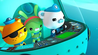 Octonauts - Series 1 - The Giant Whirlpool
