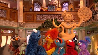 The Furchester Hotel - 14. The Sculpture