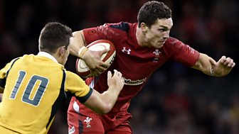 Rugby Union - 2014/2015: Autumn Internationals - Wales V Australia
