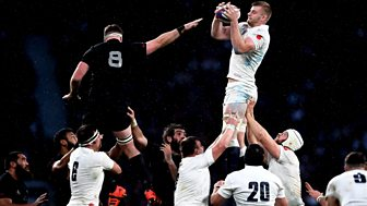 Rugby Union - 2014/2015: Autumn International Highlights - England V New Zealand