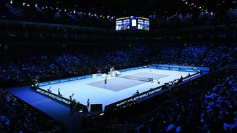 Tennis: World Tour Finals - 2014: Final
