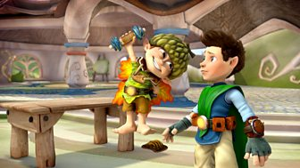 Tree Fu Tom - Series 4: 9. Picture This